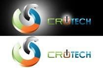 Graphic Design Kilpailutyö #104 kilpailuun Logo Design for CR0Tech