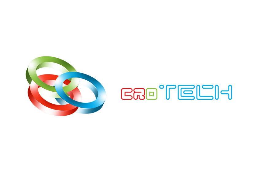 Penyertaan Peraduan #351 untuk Logo Design for CR0Tech