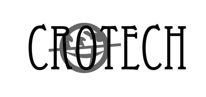 Kilpailutyö #                                        434                                      kilpailussa                                         Logo Design for CR0Tech