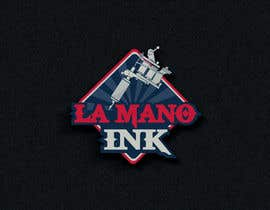 #38 for Design a Logo for LaMano Ink Tattoo Shop af rajibdebnath900