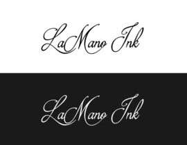 #45 for Design a Logo for LaMano Ink Tattoo Shop af Sanja3003