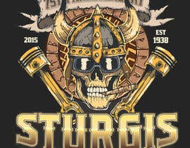 #20 for Design a T-Shirt for STURGIS 2015 75th Anniversary af KanadeChizuru