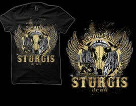#29 for Design a T-Shirt for STURGIS 2015 75th Anniversary af simrks