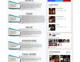 vivekdaneapen tarafından Create a Restaurant Review Page! için no 3