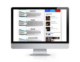 vivekdaneapen tarafından Create a Restaurant Review Page! için no 4