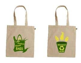 #7 para Illustrate Eco-Friendly Designer Bags por dondiaz