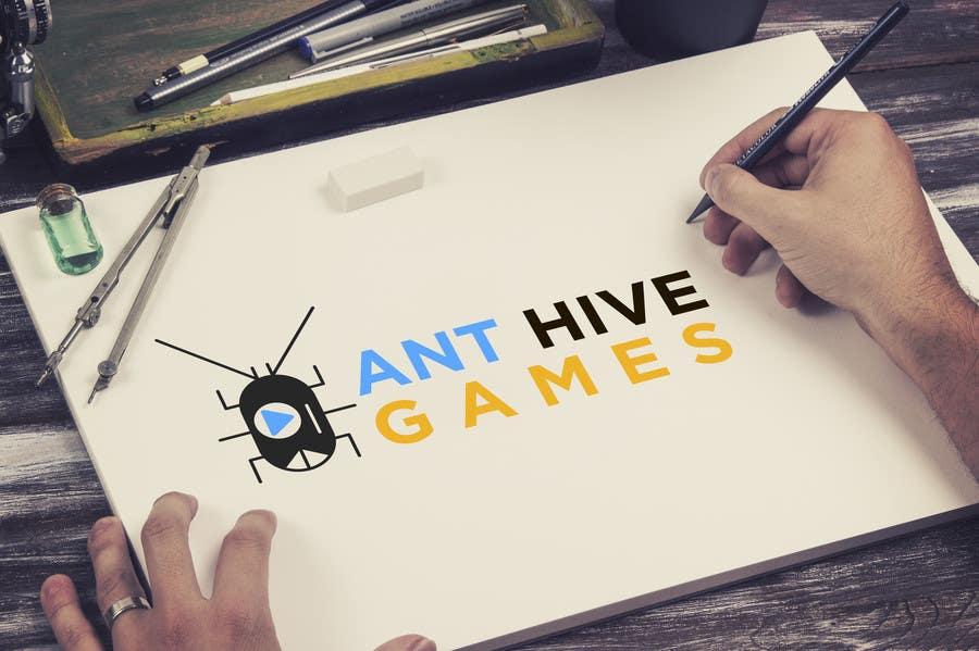 Penyertaan Peraduan #331 untuk Design a Logo for a Video Game Studio!
