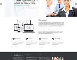#31 for Design for website (front+subpage) af hoang8xpts