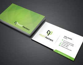 #29 para Consultant Firm Business Card por sarah07