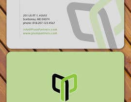 #16 para Consultant Firm Business Card por SheryVejdani