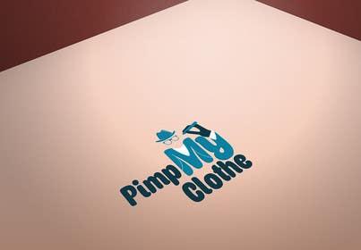 sumontosohel tarafından Logo conception : PimpMyClothe.com için no 21
