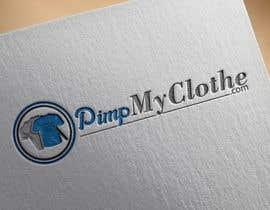 #9 untuk Logo conception : PimpMyClothe.com oleh georgeecstazy