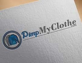 #16 untuk Logo conception : PimpMyClothe.com oleh georgeecstazy