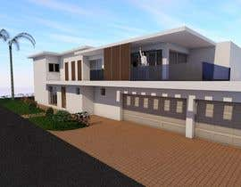 #65 for Floorplan for modern contemporary house by markoculibrk