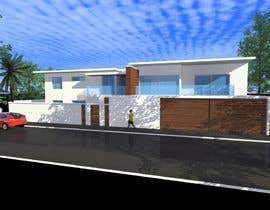 #73 for Floorplan for modern contemporary house by cveki