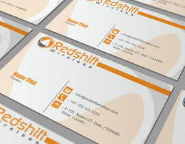 #27 untuk Business Card for Redshift Wireless oleh kalashaili