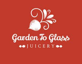 abdelrahman93 tarafından Design a Logo for Garden To Glass Juicery için no 35
