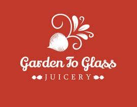 #35 untuk Design a Logo for Garden To Glass Juicery oleh abdelrahman93