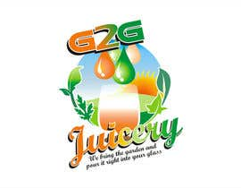 #76 untuk Design a Logo for Garden To Glass Juicery oleh slcreation