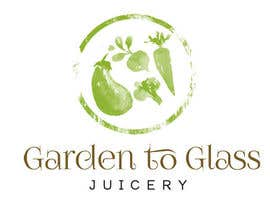 #40 cho Design a Logo for Garden To Glass Juicery bởi shwetharamnath