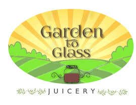 #70 untuk Design a Logo for Garden To Glass Juicery oleh shwetharamnath