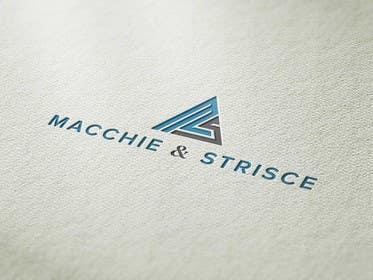 Nro 8 kilpailuun Design a Logo for Macchie & Strisce käyttäjältä mohammedkh5