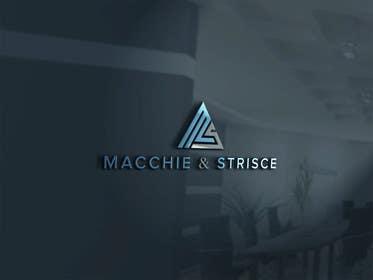 Nro 9 kilpailuun Design a Logo for Macchie & Strisce käyttäjältä mohammedkh5
