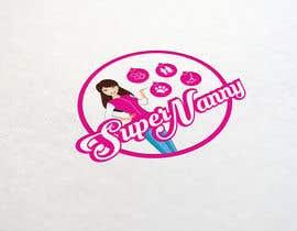 #51 for Design a Logo for S u p e r N a n n y af sandwalkers