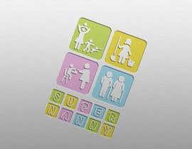 #59 para Design a Logo for S u p e r N a n n y por Syed660317