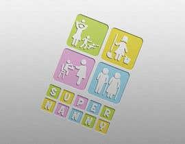 #61 para Design a Logo for S u p e r N a n n y por Syed660317