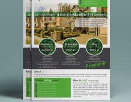 #5 untuk Design flyer for hemtipset.se oleh todtodoroff