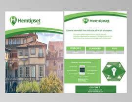 shahzeenahmed6 tarafından Design flyer for hemtipset.se için no 14