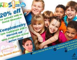 #30 for Design a Flyer for Kids Dentistry af miroogamalz
