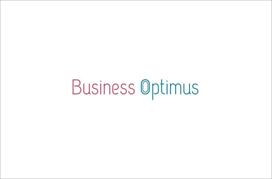 Inscrição nº 6 do Concurso para Business Optimus Logo Design