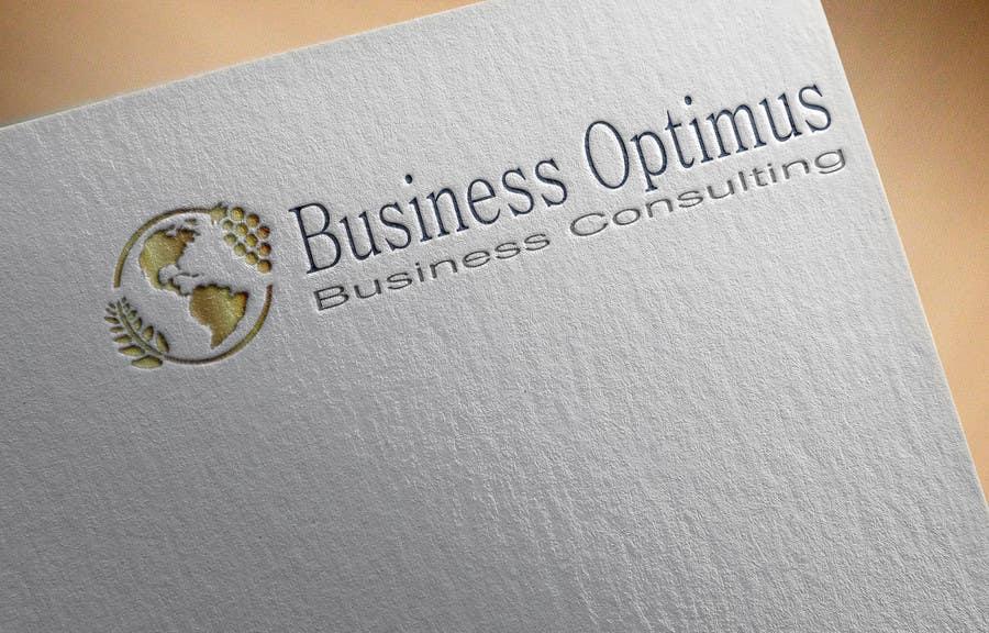 Inscrição nº 47 do Concurso para Business Optimus Logo Design