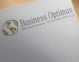 #47 para Business Optimus Logo Design por Junaidy88