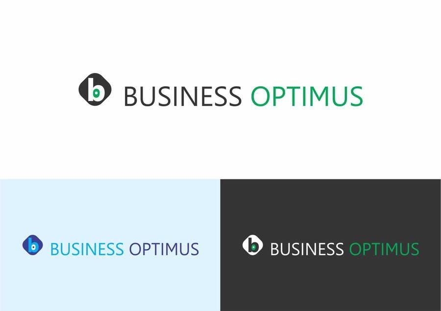 Inscrição nº 16 do Concurso para Business Optimus Logo Design