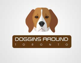 #105 for Create a logo with a cartoon Beagle (dog) af champp