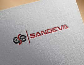 #10 for Logo design for name SANDEVA af georgeecstazy