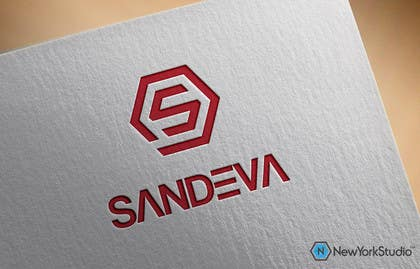Nro 70 kilpailuun Logo design for name SANDEVA käyttäjältä SergiuDorin