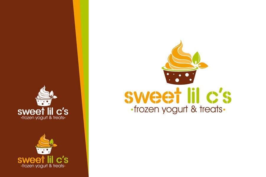 Bài tham dự cuộc thi #                                        11                                      cho                                         Sweet Lil C's Frozen Yogurt & Treats