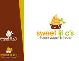 #11 para Sweet Lil C's Frozen Yogurt & Treats por Designer0713