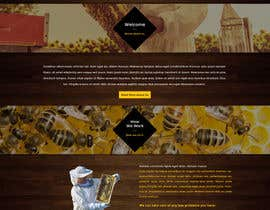 #4 for Design a Wordpress Mockup for Eco Bee af greenarrowinfo