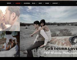 #32 untuk Redesign of photography website oleh lassoarts