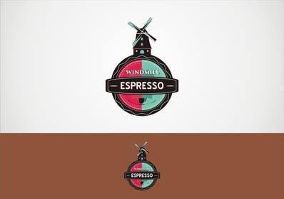 gorantomic tarafından Design a Logo for Windmill Espresso için no 20