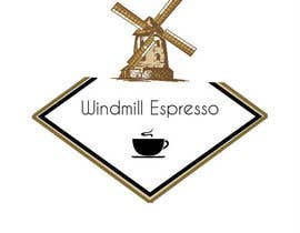#21 cho Design a Logo for Windmill Espresso bởi shwetharamnath