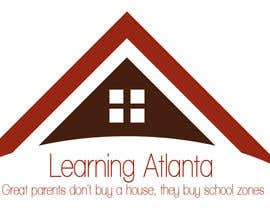 #6 para Design a Logo for Learning Atlanta por vishavbhushan