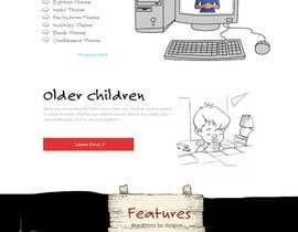 #31 untuk Design a Website Mockup for Godinterest.org oleh webmastersud