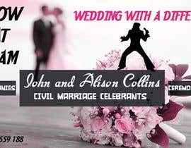 #6 para Design a Banner for Elvis Weddings -- 2 por vivekdaneapen