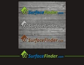 #199 untuk Design a Logo and Symbol for SurfaceFinder.com oleh airbrusheskid